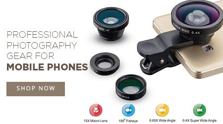 photography phone gear